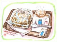 ソイラテとシュークリーム