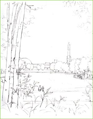 中央公園ロケット
