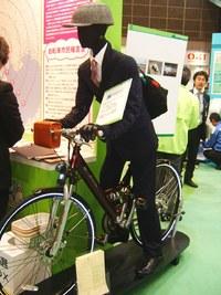 「エコプロダクツ2009」レポート!⑥自転車にこだわれ!