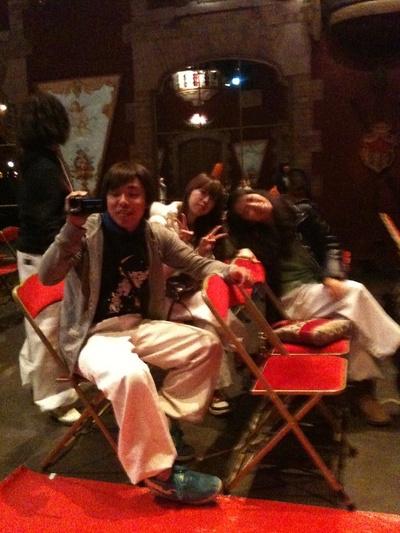 SAMURAI JAPON公演終了!!!