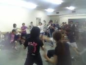 学園祭、直前練習!