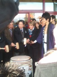 SAMRAI JAPON 2009 開幕