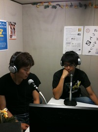 本日よりラジオ放送開始!21時半~FM84.2♪