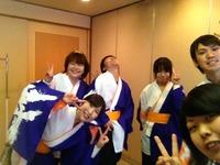 1月22日 茨城県日中友好協会演舞
