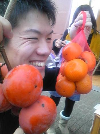 柿食えば〜