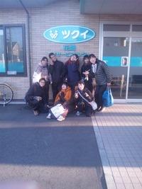 12/26 ツクイ花畑演舞