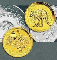 オーストラリア 干支金貨