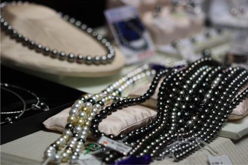 恒例の真珠祭り開催中☆