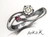 ピンクダイヤでよかったね♪
