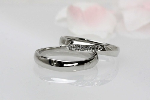 地金を再生して作る結婚指輪