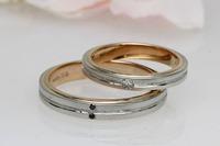 コンビの結婚指輪 2012/11/27 17:59:18