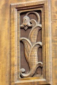 ユンハンスのホールクロック