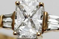ダイヤモンドのミステリーセッティング 2011/06/12 09:13:03