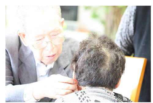 いたわりあうこと☆結婚60周年