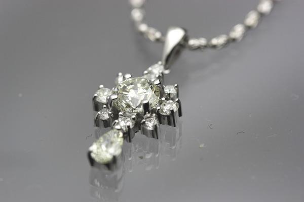 1カラットダイヤのリフォーム