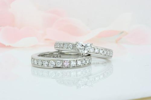 結婚指輪 エタニティリング