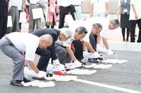 45年間の悲願達成☆岩瀬駅前通り開通式