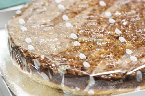 うれしい頂き物『シュールのアーモンドケーキ』