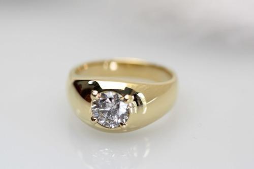 1カラットのダイヤモンドリング