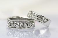 熟年の結婚指輪(ペアーリング) 2011/11/27 10:00:00