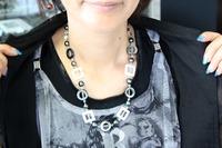 女優ネックレス?! 2011/07/12 16:20:11