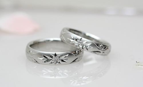 太陽の結婚指輪