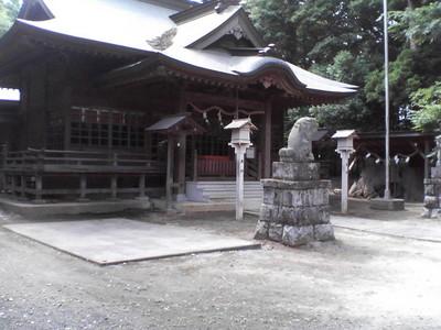 大泉鴨鳥五所神社