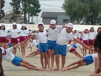 岩瀬小学校運動会