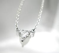ハートシュイプカットのダイヤコレクション 2008/04/03 18:47:58