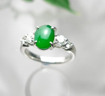 深緑のミドリ☆ヒスイ