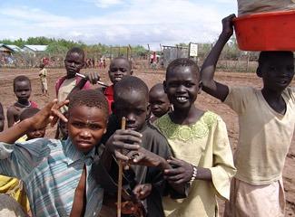 いざアフリカへ☆国際支援の和
