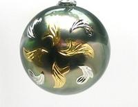 黒蝶貝のパールピクエ【pique】の完成