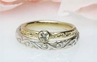 ハードな結婚指輪 NEW