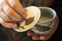 お袋へのプレゼント☆湯のみ茶碗
