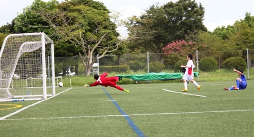 茨城県社会人サッカーリーグ1部 後期第3節
