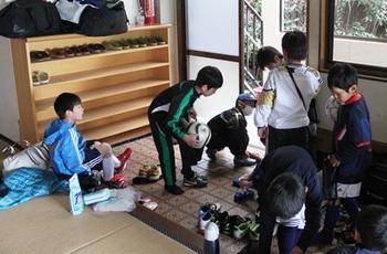 2013 富士スプリングキャンプ 1日目