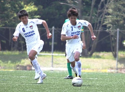 ジョイフル本田つくばFC【県知事杯】3回戦結果