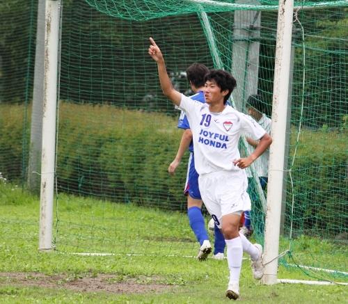 県リーグ VS霞ヶ浦オーシャンFC