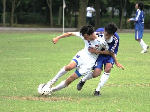 茨城県社会人サッカーリーグ2部Aブロック 第3節