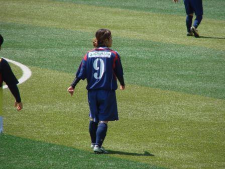 レディースvs国士舘大学女子サッカー部