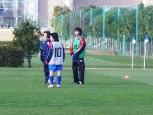 2009ナショナルトレセン女子U-15