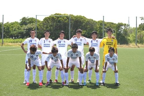 【県リーグ1部後期結果】vs茨城教員葵FC