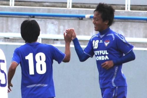 【茨城県知事杯準々決勝結果】vsTSC