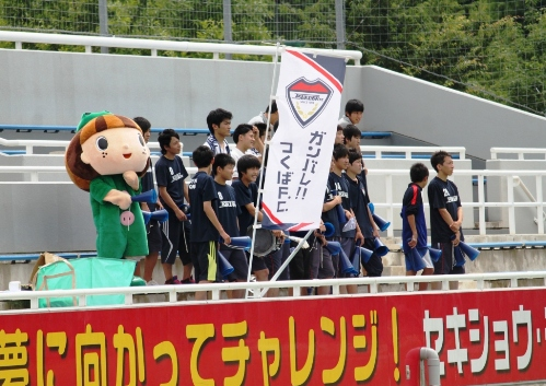 【県リーグ1部前期結果】vsJAEAFC
