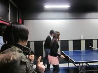 卓球大会!