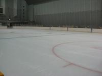 10月1日の氷上練習