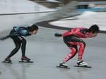 筑波大学アイススケート部スピード部門