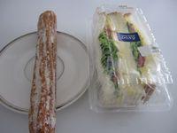 ドンクのサンドイッチ