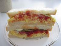 ピーターパンのサンドイッチ