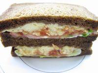 ピーターパンのライ麦サンドイッチ
